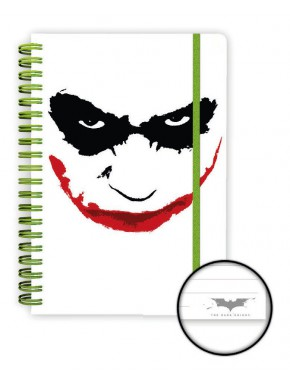 Libreta Joker Dark Knight