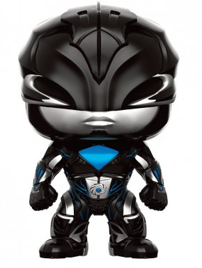 Funko Pop Power Rangers 2017 Negro