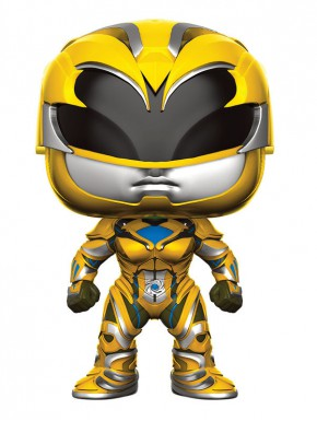 Funko Pop Power Rangers Amarillo version 2017