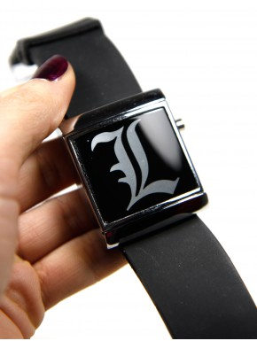 Reloj LED Death Note