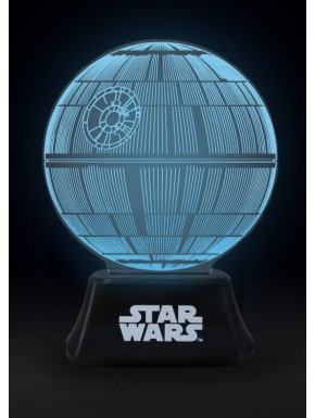 Lámpara Star Wars Death Star
