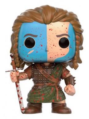 Funko Pop! William Wallace Braveheart con Sangre