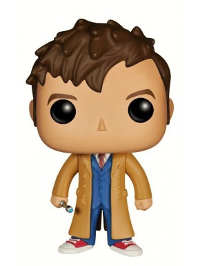 Doctor Who Pop! Décimo Doctor