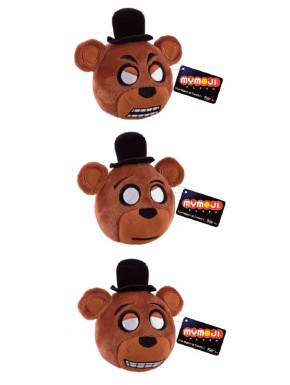 Peluches Funko Mymoji Freddy Five Nights at Freddy's