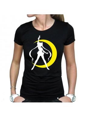 Camiseta Silueta Sailor Moon