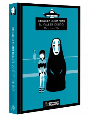 Libro Biblioteca Studio Ghibli El viaje de Chihiro