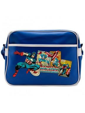 Bandolera Marvel Capitán América Cómics