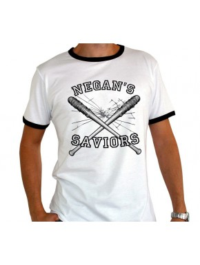 Camiseta Walking Dead Negan's Saviors