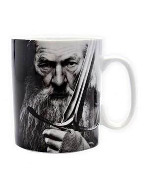 Taza Grande Gandalf El Señor de los Anillos