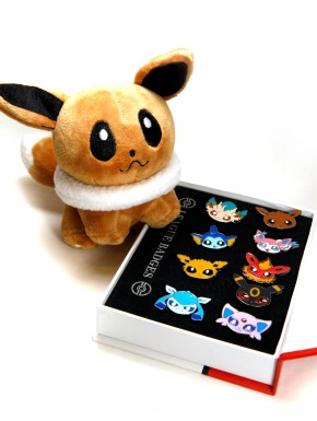 Pack evoluciones Eevee
