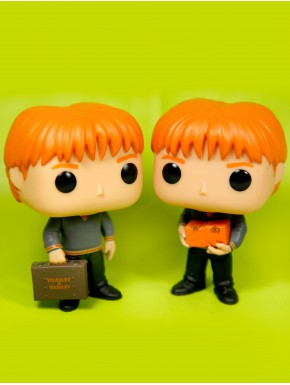 Funko pack Fred & George Weasley