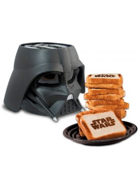Tostadora Casco Darth Vader Star Wars