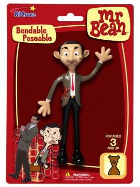 Figura maleable Mr Bean