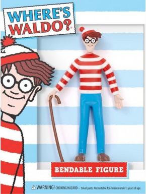 Figura maleable ¿Dónde está Wally?