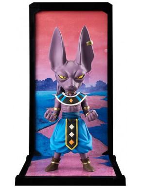 Figura Beerus Dragon Ball Tamashii Buddies