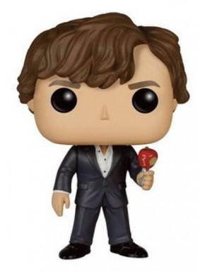 Funko Pop! Sherlock con manzana