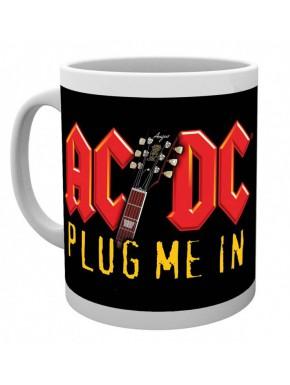 Taza AC-DC plug me in