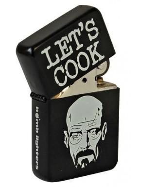Mechero Breaking Bad Let's Cook