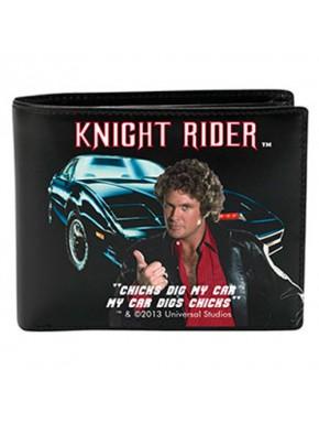 Cartera Coche Fantástico Knight Rider