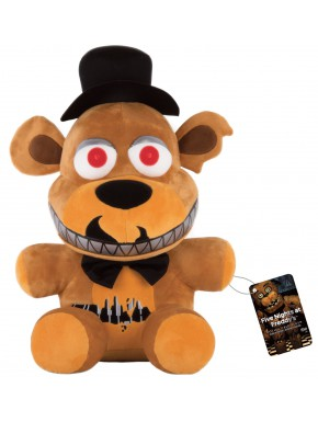 Peluche Funko Nightmare Freddy Five Nights at Freddy's 40cm