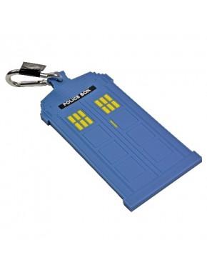 Identificador equipaje Tardis Doctor Who