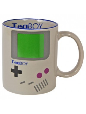 Taza Game Boy Tea Boy