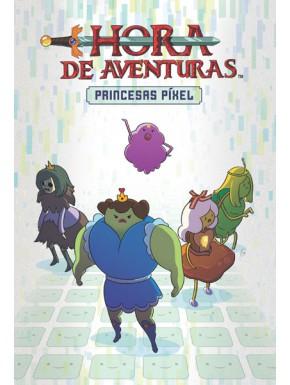 Hora de Aventuras: Princesas Píxel