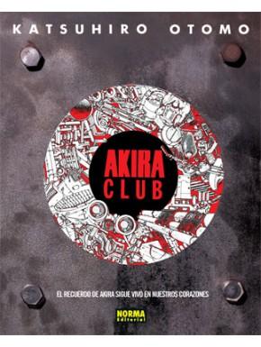 Akira Club Art Book
