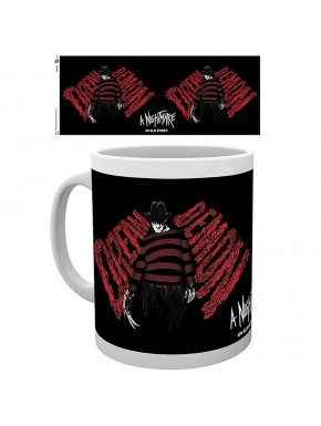 Taza Freddy Krueger Dreams