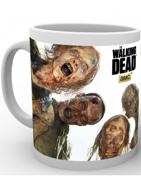 Taza Walking Dead Zombie Circle