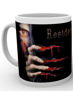 Taza Resident Evil Eyes