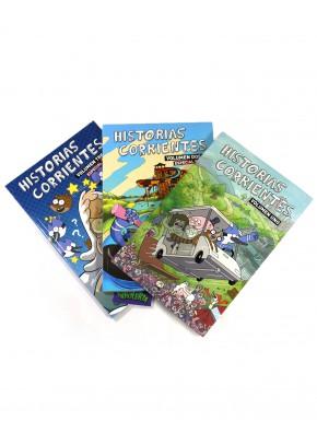 Historias Corrientes Pack Vol 1, 2 y 3
