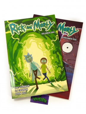 Rick y Morty: Vol 1 y 2