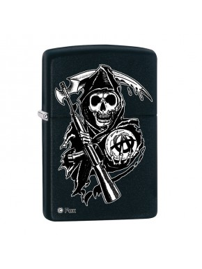 Mechero Zippo Sons of Anarchy