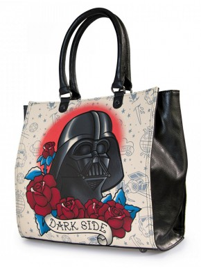 Bolso Grande Darth Vader Star Wars Tattoo