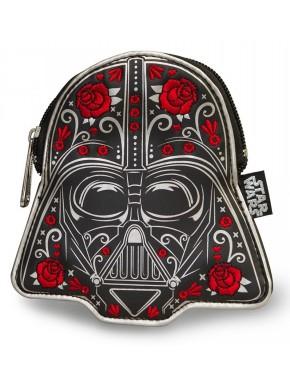 Cartera Monedero Darth Vader Roses Loungefly
