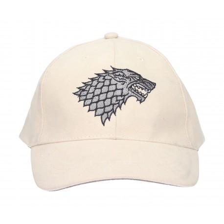 Gorra Juego de Tronos Stark