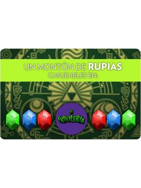 Dinero de Zelda