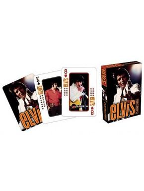 Baraja Poker Elvis