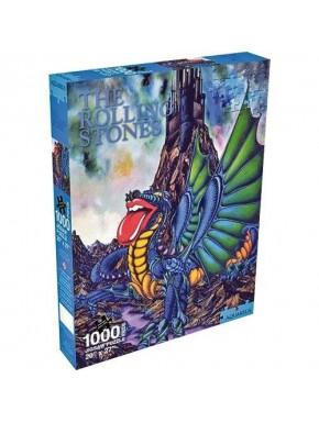 Puzzle Rolling Stones Dragon 1000 piezas