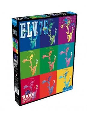 Puzzle Elvis 75 aniversario 1000 piezas