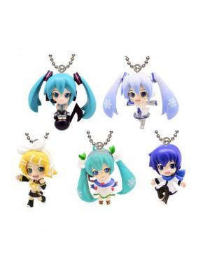 Mini figura llavero sorpresa Vocaloid