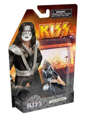 Figura The Spaceman Ace Frehley Kiss 10 cm