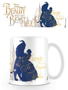 Taza Disney Bella y Bestia Beauty Within