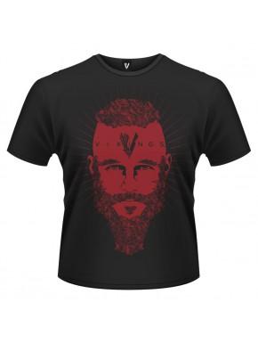 Camiseta Vikings Ragnar Face