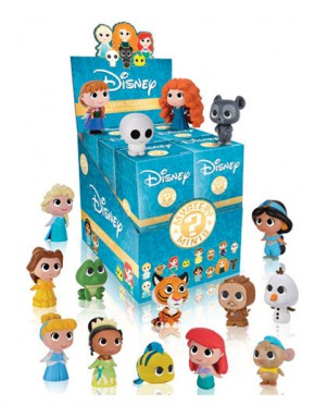 Minifiguras Sorpresa de Disney Princesas Funko