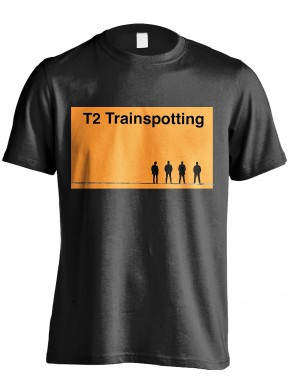Camiseta Trainspotting 2
