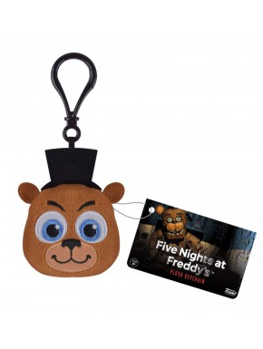 Llavero peluche Freddy Five Nights at Freddy's 5 cm