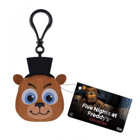Llavero peluche Freddy Five Nights at Freddy's 5 cm