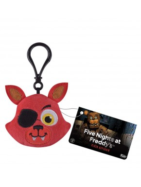 Llavero peluche Foxy Five Nights at Freddy's 5 cm